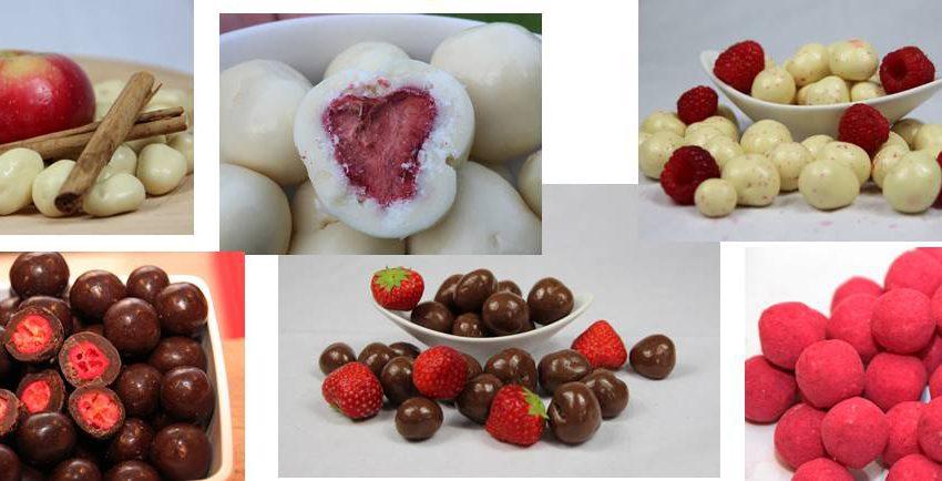 Fruitchocolade